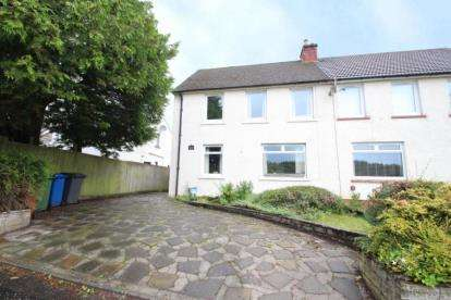 4 Bedrooms Semi Detached House for sale in Milton Road, Lennoxtown, Glasgow, East Dunbartonshire