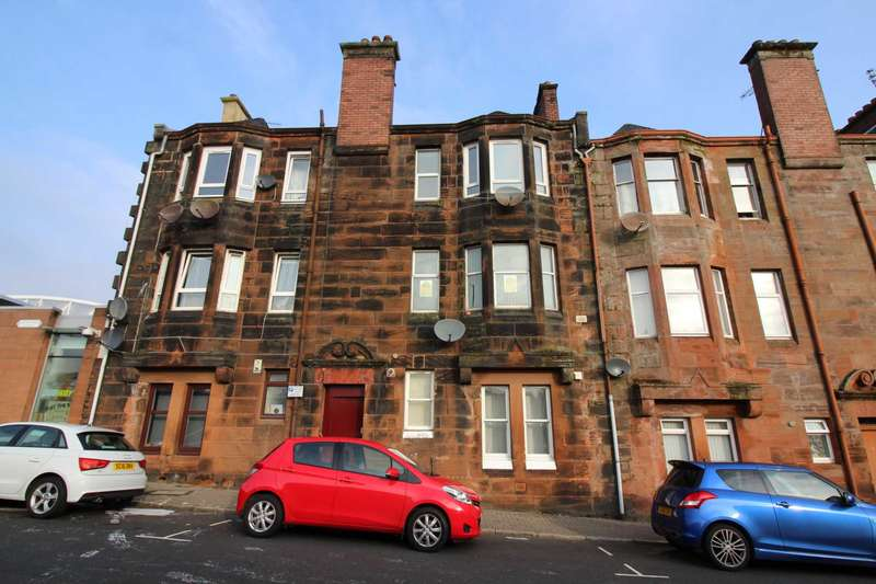 2 Bedrooms Flat for rent in Smith Street, Ayr