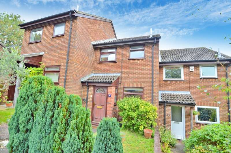 2 Bedrooms Terraced House for sale in Falcon View, Badger Farm