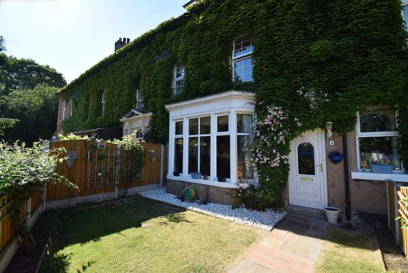 4 Bedrooms Terraced House for sale in New Road, Old Snydale, Pontefract