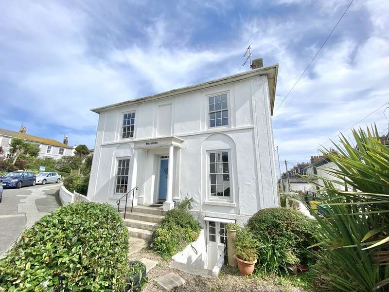 4 Bedrooms Semi Detached House for sale in Regent Square, Penzance