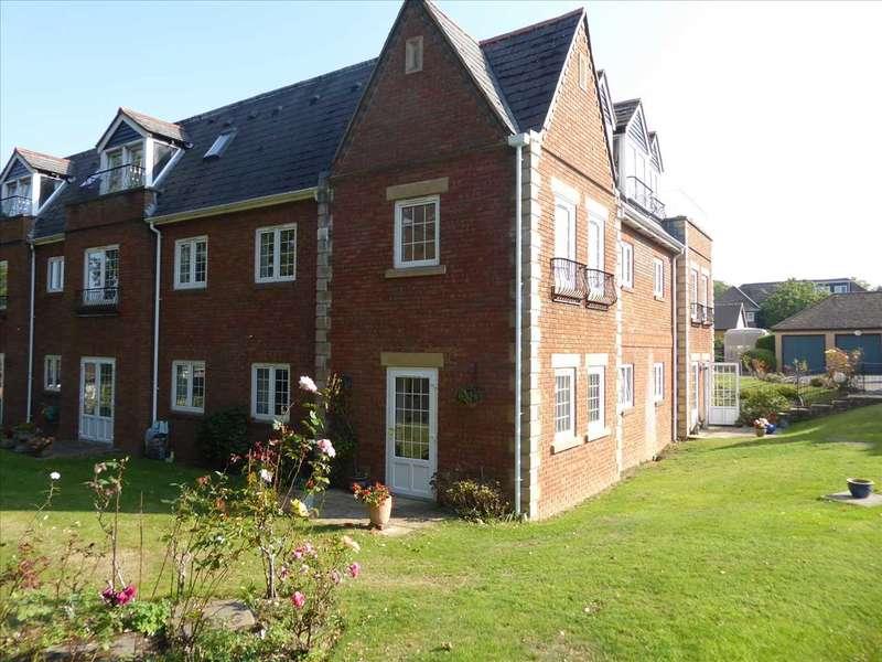 2 Bedrooms Retirement Property for sale in York Lodge, Pegasus Court, Park Lane, Reading