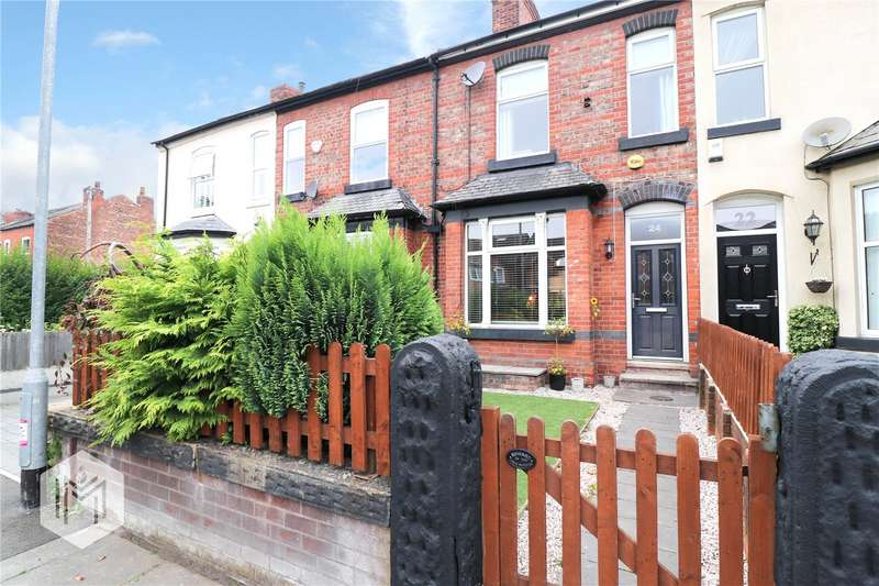 3 Bedrooms Terraced House for sale in Monton Avenue, Eccles, Manchester, Greater Manchester, M30