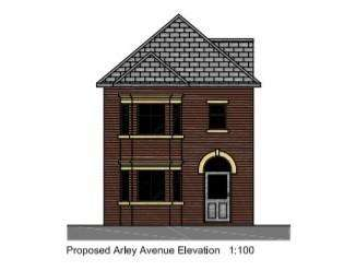 Property for sale in Arley Avenue, Bury