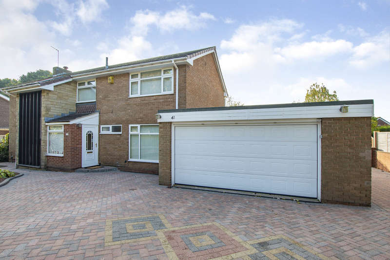 4 Bedrooms Detached House for sale in Queensway, Moorgate, Rotherham
