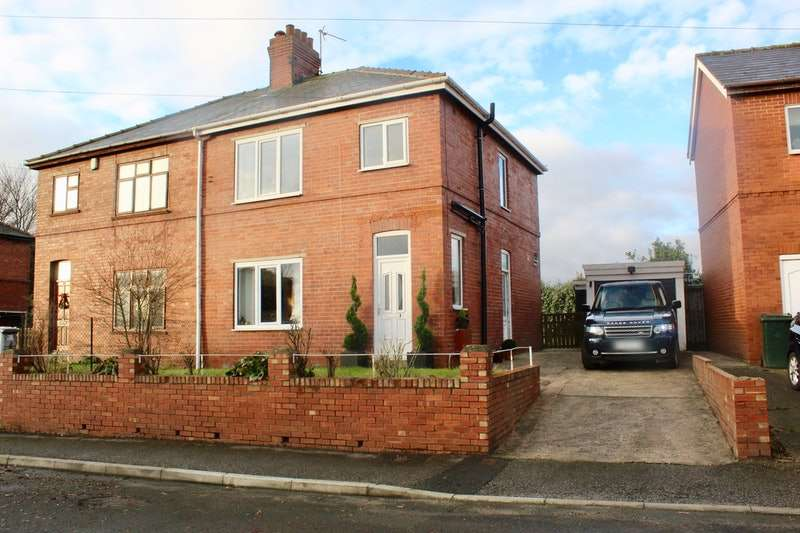 3 Bedrooms Semi Detached House for sale in Pickhills Avenue, Rotherham, South Yorkshire, S63
