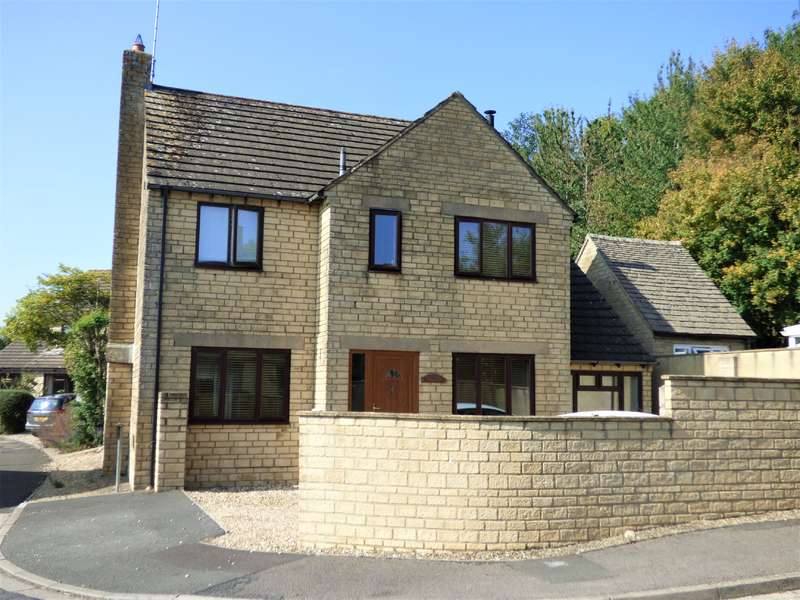 4 Bedrooms Property for sale in Graveney Road, Northleach, Gloucestershire