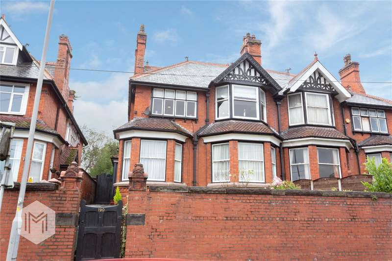 6 Bedrooms Semi Detached House for sale in Manchester Road, Bury, Greater Manchester, BL9