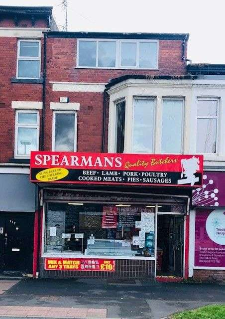 Property for sale in -115, Central Drive, Blackpool, FY1