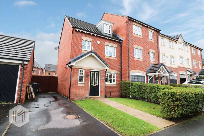 3 Bedrooms House for sale in Blakemore Park, Atherton, Manchester, M46