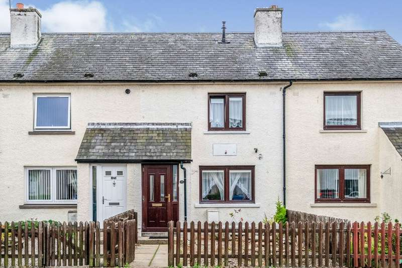 2 Bedrooms House for sale in Queen Street, Invergordon, Highland, IV18