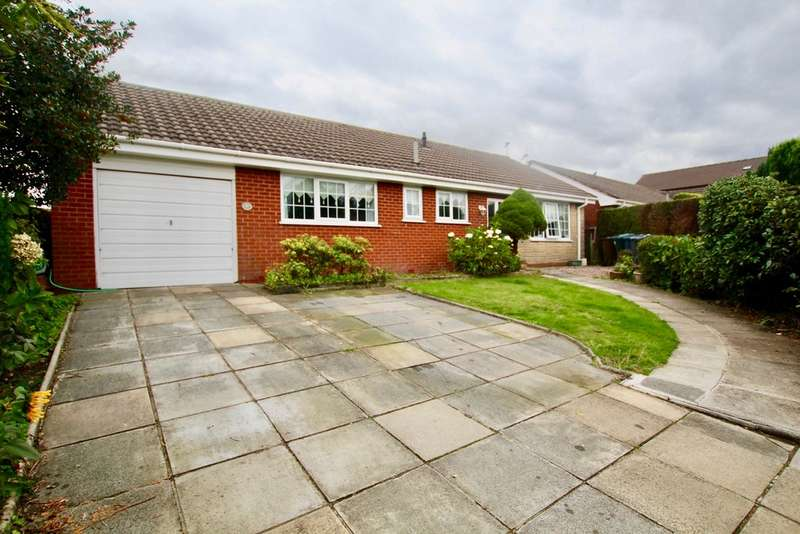 2 Bedrooms Detached Bungalow for sale in Ormond Avenue, Westhead, Ormskirk, L40