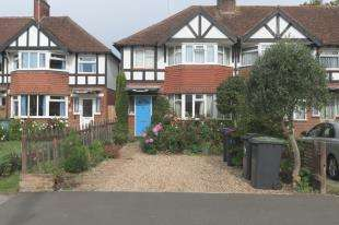 3 Bedrooms End Of Terrace House for sale in Clifton Gardens, Canterbury, Kent