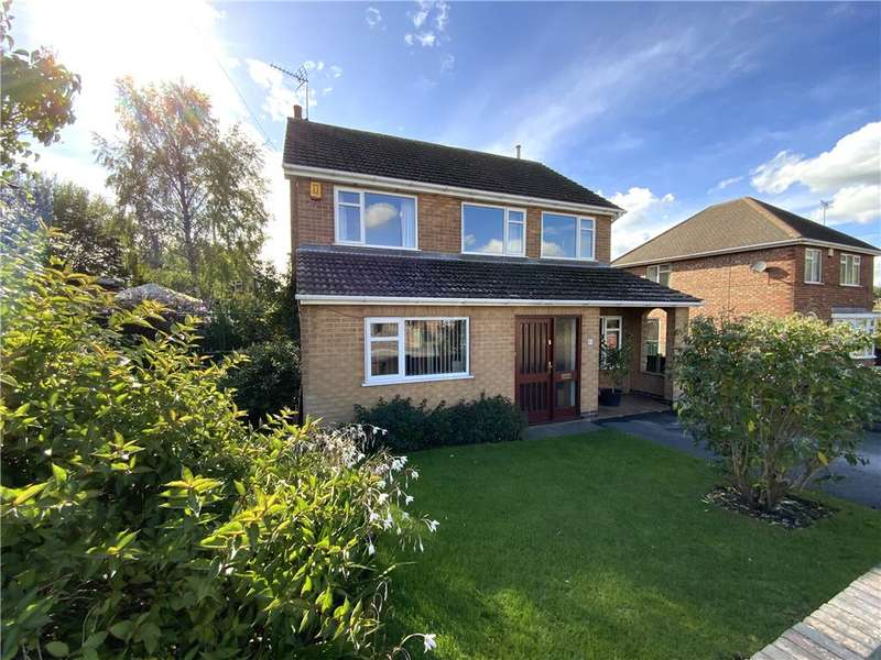 4 Bedrooms Detached House for sale in Pennine Avenue, Riddings, Alfreton, Derbyshire, DE55