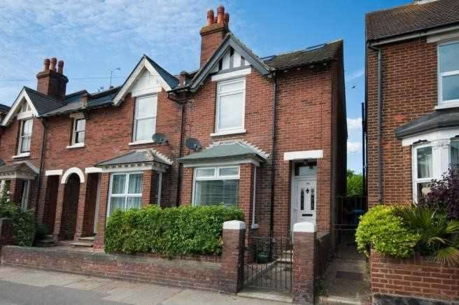 3 Bedrooms End Of Terrace House for sale in Whitstable Road, Faversham