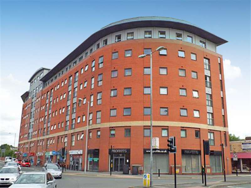 2 Bedrooms Flat for sale in Marsden House Bolton BL1 2JX