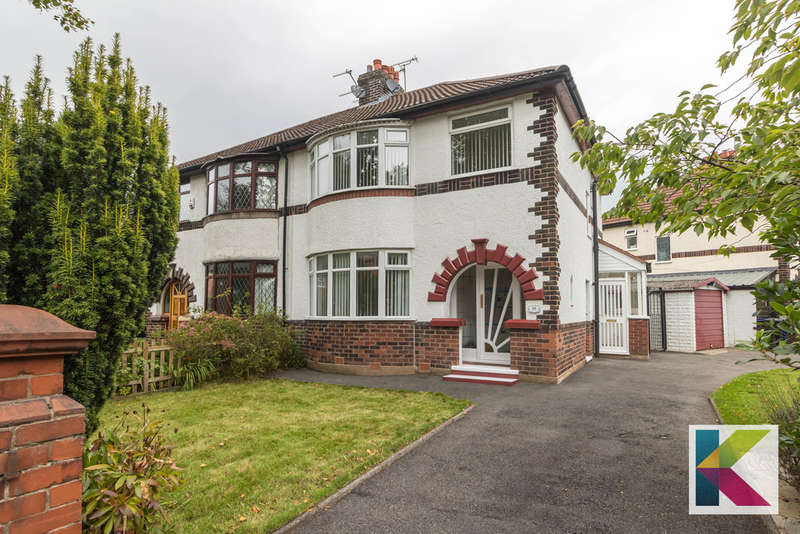 3 Bedrooms Semi Detached House for sale in Mossley Road, Ashton-under-Lyne
