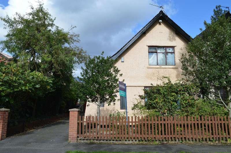 2 Bedrooms Semi Detached House for sale in Green Lane, Garden Suburbs, Oldham, OL8 3BA