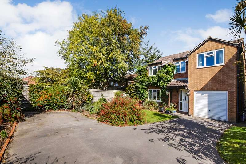 Property For Sale In Culford Close Lower Earley Reading Rg6 Nethouseprices Com