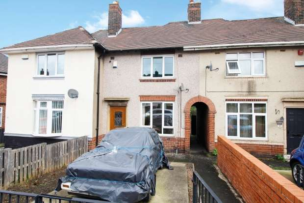 Terraced House for sale in Mordaunt Rd, Sheffield, South Yorkshire, S2 2AP