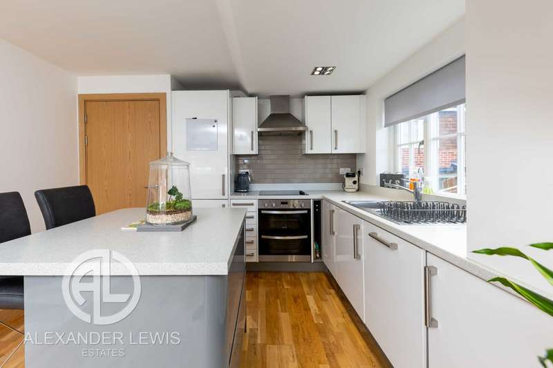1 Bedroom Apartment Flat for sale in Old Westbury, Letchworth Garden City, SG6 3NB