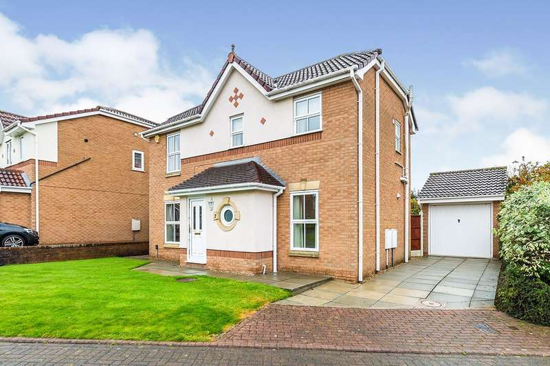 3 Bedrooms Detached House for sale in Beechill Close, Walton-le-Dale, Preston, PR5