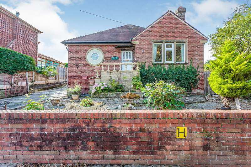 2 Bedrooms Detached Bungalow for sale in Hilstone Lane, Blackpool, Lancashire, FY2