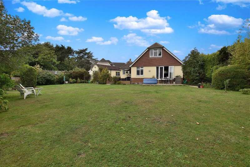 4 Bedrooms Chalet House for sale in New Milton