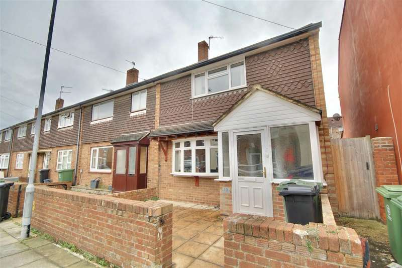 2 Bedrooms End Of Terrace House for sale in Reginald Road, Southsea