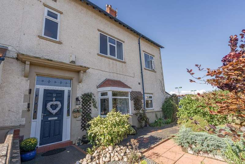 4 Bedrooms Semi Detached House for sale in Cavendish Road, Lytham St Annes, Lancashire, FY8 2PX