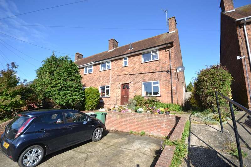 3 Bedrooms Semi Detached House for sale in Mill Road, Henham