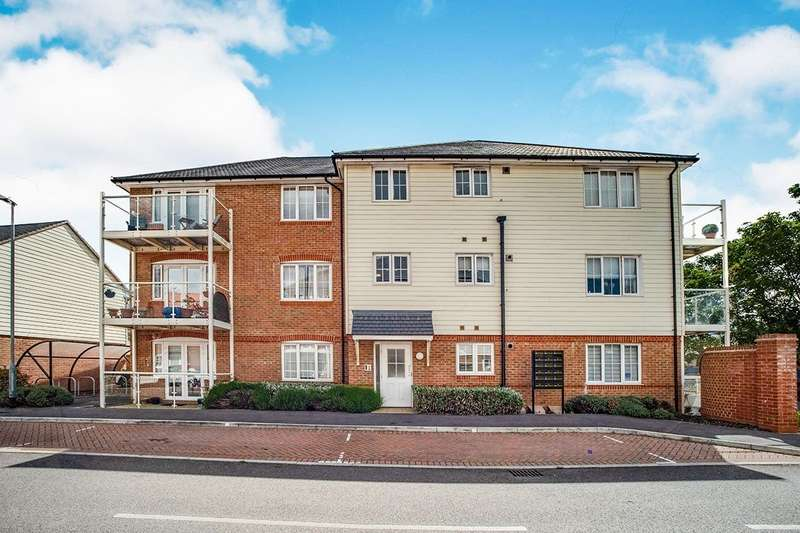 2 Bedrooms Apartment Flat for sale in Laurence Rise, Dartford, Kent, DA2