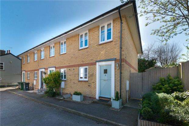 2 Bedrooms End Of Terrace House for sale in Ratcliff Court, Kelvedon, Colchester