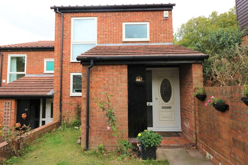 3 Bedrooms End Of Terrace House for sale in Brookscroft, Linton Glade, Croydon, CR0 9NB
