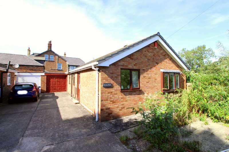 2 Bedrooms Detached Bungalow for sale in Maes Derwen, St. Asaph, Denbighshire, LL17