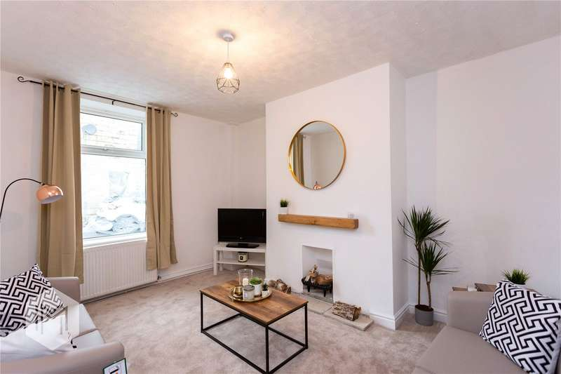 2 Bedrooms End Of Terrace House for sale in St. Pauls Street, Ramsbottom, Bury, Greater Manchester, BL0