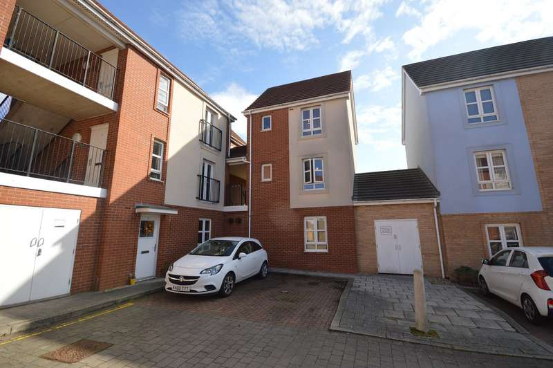 2 Bedrooms Apartment Flat for sale in Putnam Drive, Lincoln, Lincolnshire, LN2