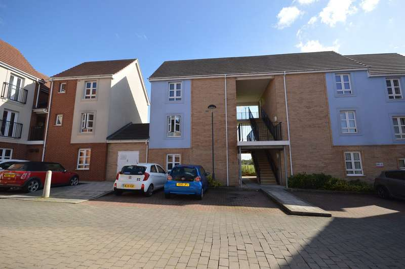 1 Bedroom Apartment Flat for sale in Stark Way, Lincoln, Lincolnshire, LN2