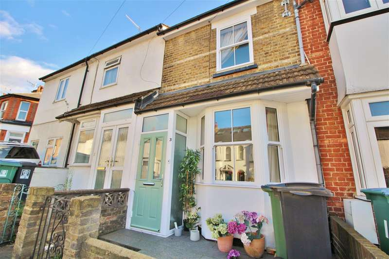 2 Bedrooms Terraced House for sale in Capel Road, Watford