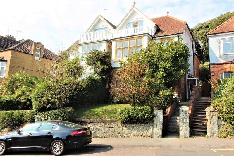 7 Bedrooms Semi Detached House for sale in Sandgate Hill, Sandgate, Folkestone, CT20 3AU