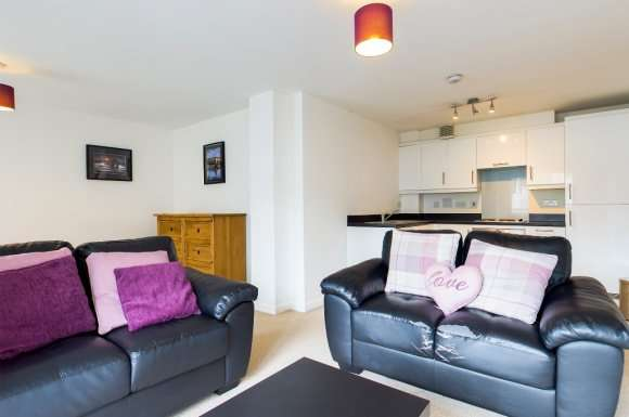 1 Bedroom Property for rent in Sirius Apartments, Copper Quarter, Swansea, SA1