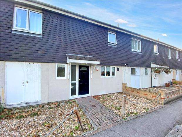 3 Bedrooms House for sale in Pipit Close, Gosport, Hampshire