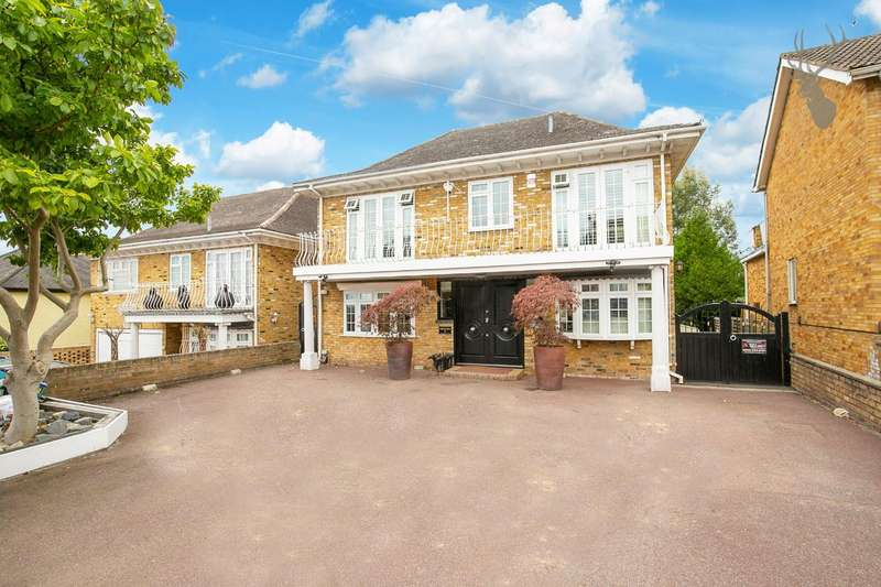 6 Bedrooms Detached House for sale in Theydon Park Road, Theydon Bois, Epping