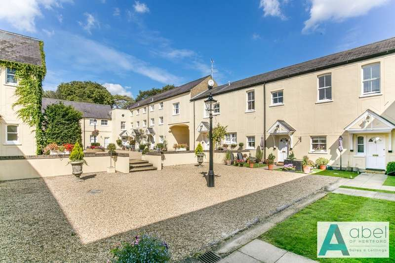 2 Bedrooms Mews House for sale in Courtyard Mews, Chapmore End, Ware, SG12