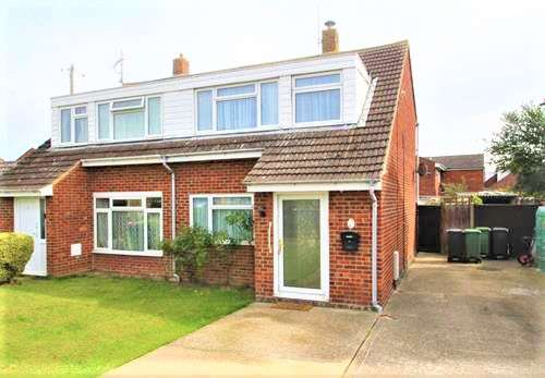 3 Bedrooms Semi Detached House for sale in Goslings, Silver End, Witham