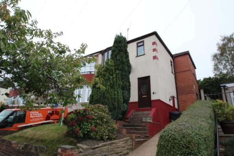 3 Bedrooms Semi Detached House for sale in Hollinsend Avenue, Sheffield, South Yorkshire, S12