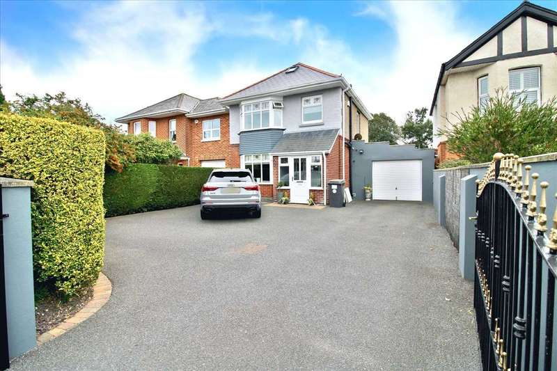 3 Bedrooms Detached House for sale in Kinson Road, Bournemouth