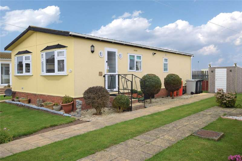2 Bedrooms House for sale in South Avenue, Whitehaven Park, Ingoldmells, PE25