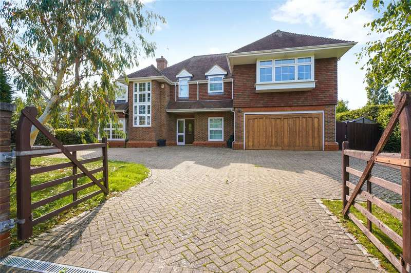 5 Bedrooms Detached House for sale in The Ridgeway, Fetcham, Leatherhead, Surrey, KT22