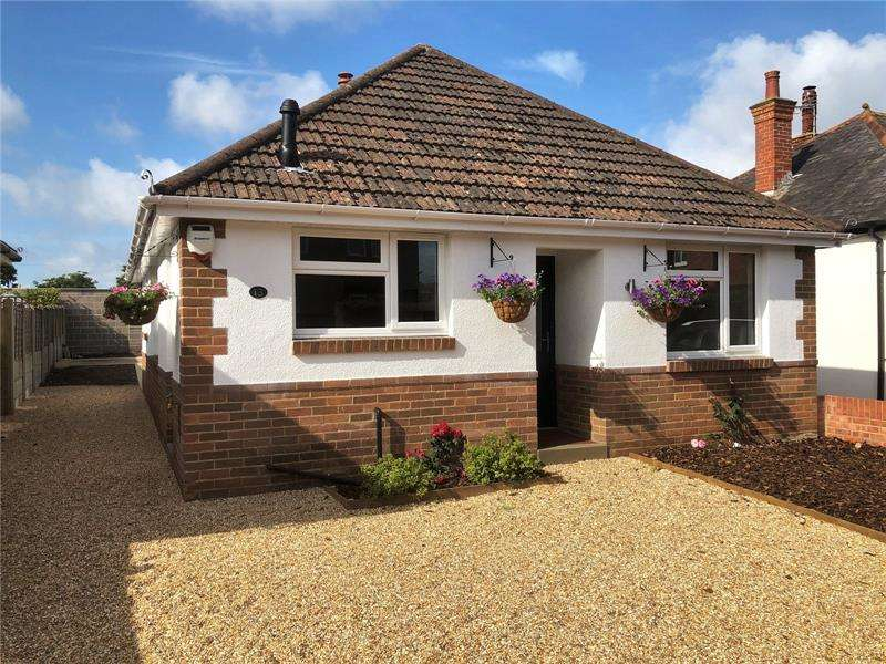 2 Bedrooms Bungalow for sale in Wallis Road, Talbot Village, Bournemouth, Dorset, BH10